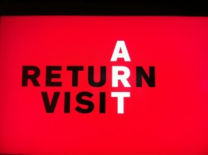 Auckland Art Gallery's subliminal suggestion.
