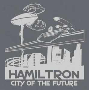Hamiltron - City of the Future