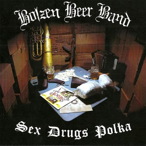 The Bolzen Beer Band's album cover. (Source: Bandcamp.)